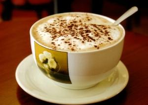 Topped Cafe Au Lait