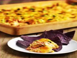 Chipolte Chicken Nacho Dip