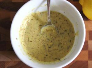 Mustard Butter