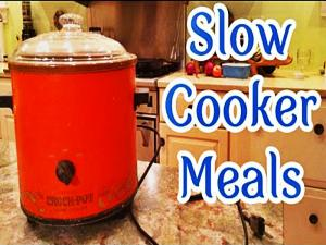 Affordable Slow Cooker Meals