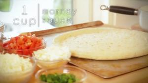 Kentucky Derby Hot Brown Pizza Recipe 1011139 By Fexymedia
