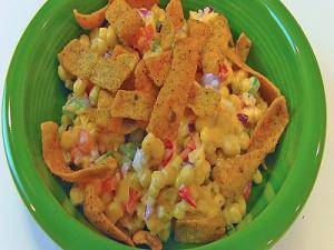 Colorful Frito Corn Salad