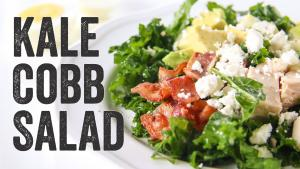 Kale Cobb Salad