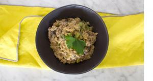 Vegan Mushroom Rissotto Recipe With Jenne Claiborne And Jovanka Ciares