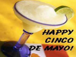 Cinco De Mayo Margarita