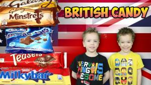 Chocolate Taste Test Kids Candy Review