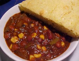 Simple Corn Breads