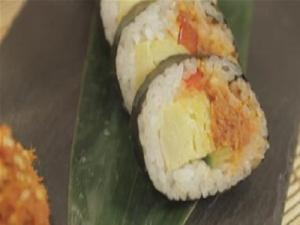 How To Make Korean Sushi