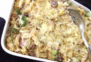 Creamy Tuna And Mushroom Pasta One Pot Chef