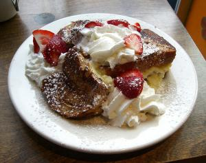 Day Before French Toast