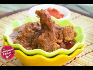 Laal Maas Rajasthani Royal Mutton Curry 1017696 By Sharmilazkitchen