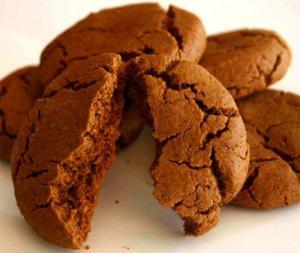 Molasses Drop Cookie