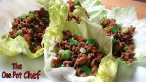 Easy Sang Choy Bow One Pot Chef