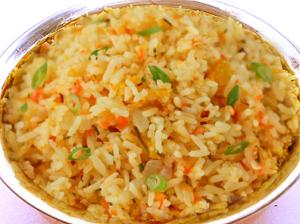 Easy Savory Rice