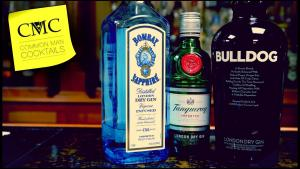 Gin Blind Tasting Bombay Sapphire Bulldog And Tanqueray 1018807 By Commonmancocktails