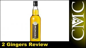 2 Gingers Irish Whiskey Review