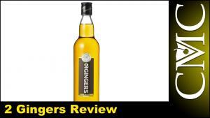 2 Gingers Irish Whiskey Review