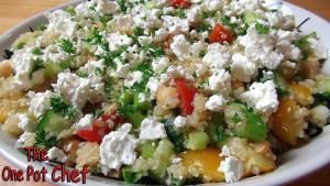 Easy Quinoa Salad One Pot Chef