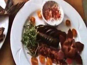Appetizer Smoked Fish