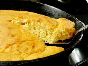 Two Cheese Cornbread