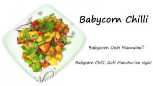 Babycorn Chili