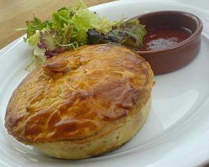Ham Pot Pie