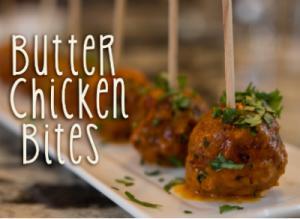 Butter Chicken Bites 1