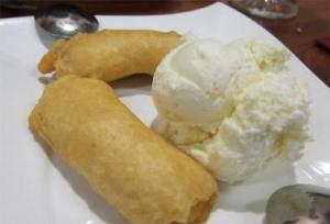 Fried Banana Pastries