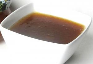 Ginger Plum Sauce