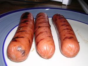 Barbecued Wieners