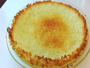 Bettys Coconut Pie Crust