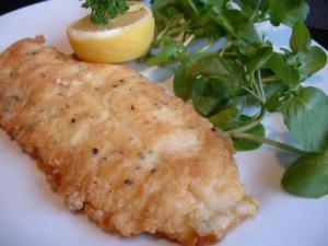Basic Pan Fried Fish