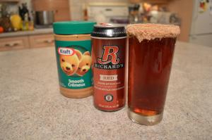 Peanut Butter Prailine Irish Ale