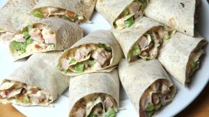 Chicken Salad Sandwich Scrolls One Pot Chef