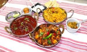 Diwali Special Meals