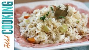 How To Make Rice Pilaf Simple Rice Pilaf Recipe