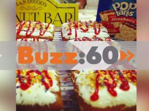Pop Tart Stuffed Doughnut And More Crazy Concoctions To Rival The Cronut