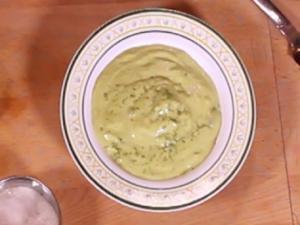 Melodys Cauliflower Asparagus Soup