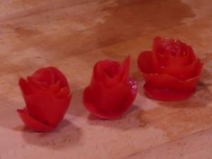Tomato Rose Petal