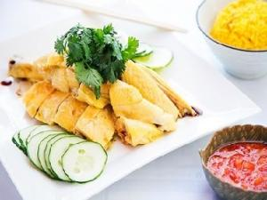 Hainanese Chicken And Rice Recipe
