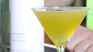 Honeydew Ginger Martini St Patricks Day 1015741 By Commonmancocktails