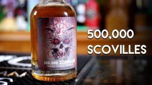 500000 Scovilles Naga Chilli Vodka Review And React 1015776 By Commonmancocktails