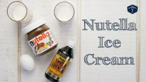 Nutella Ice Cream 1017551 By Legourmettv
