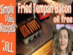 Tempah Bacon Fried Oil Free On The Griddler