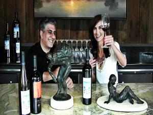Sonoma County Wine Travel Art And Wine Pairing Wine Tv