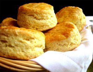 Sour Milk Biscuits