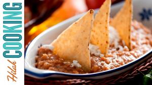 Refried Beans Recipe How To Make Refried Beans Frijoles Refritos