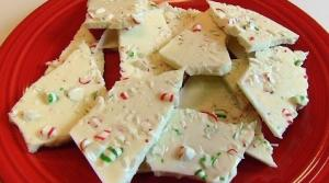 Holiday Mint Bark
