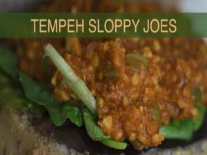 Tempeh Sloppy Joes