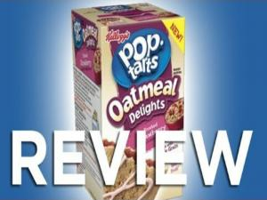 Pop Tart Oatmeal Delights